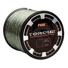 FOX Torque Line 0,35mm 16lb/7,27kg 1000m Green - Vlasec