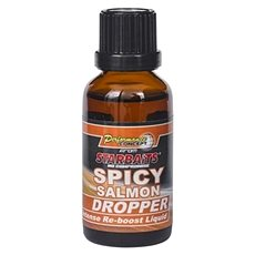 Starbaits Dropper Spicy Salmon 30ml - Esence