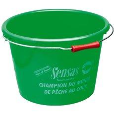 Sensas Club Bucket Green 15l - Kbelík