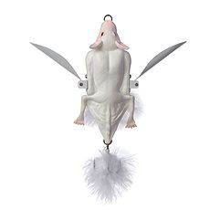 Savage Gear Imitace netopýra 3D Bat 7cm 14g Albino - Wobler