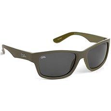 FOX  Sunglasses Khaki Frame/Grey Lens - Brýle