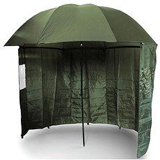 NGT Green Brolly with Side Sheet 2,2m - Rybářský deštník
