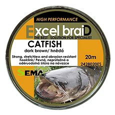 Sema Šňůra Catfish 250lbs 113,5kg 20m - Šňůra