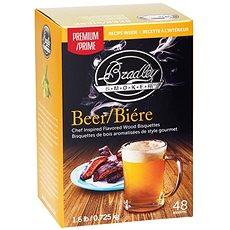 Bradley Smoker - Brikety Premium Beer 48ks - Brikety