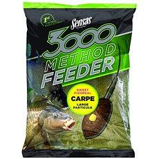 Sensas 3000 Method Feeder Carp 1kg - Vnadící směs