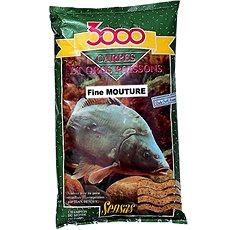 Sensas 3000 Carpes Fine Mouture 1kg - Vnadící směs