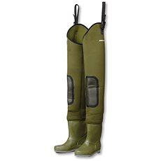 DAM Fighter Pro+ Neoprene Hip Waders Cleated Sole - Brodící kalhoty