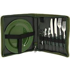 NGT Day Cutlery Plus Set Camo - Jídelní sada