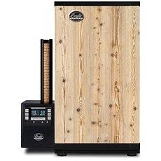 Bradley Smoker Digital Smoker (4 -Rack) + tapeta Wood 08 - Udírna