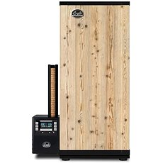 Bradley Smoker Digital Smoker (6 -Rack) + tapeta Wood 08 - Udírna