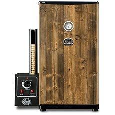 Bradley Smoker Original Smoker (4 -Rack) + tapeta Wood 04 - Udírna