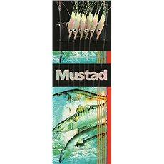 Mustad 3 Hook Sea Flector Mackerel Trace T4B Velikost 1 - Návazec