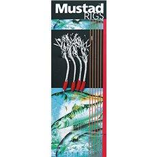 Mustad 4 Hook Tinsel Mackerel Trace T5 Velikost 3/0 - Návazec