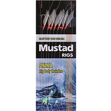 Mustad Piscator Rig T80 Velikost 6 - Návazec