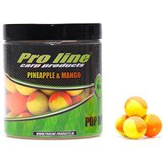 Pro Line Fluor Pop-Ups Pineapple & Mango 15mm 80g  - Pop-up boilies