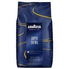 Lavazza Super Crema, zrnková, 1000g - Káva