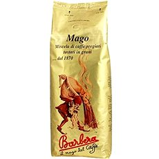 Barbera Mago, zrnková, 1000g - Káva