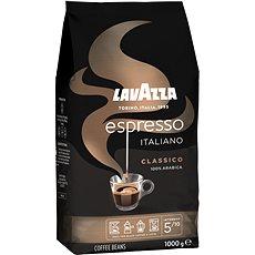 Lavazza Espresso, zrnková, 1000g - Káva