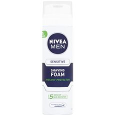 NIVEA Men Sensitive pěna na holení 200 ml - Pěna na holení