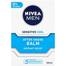 NIVEA Men Sensitive Cooling Balm 100 ml - Balzám po holení