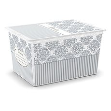 KIS C-Box Classy XL 50l na kolečkách - Úložný box