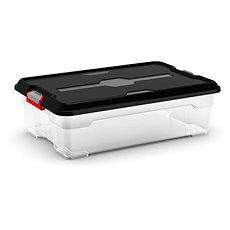 KIS Moover Box M - černý 27l - Úložný box