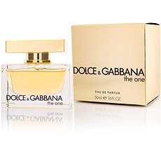 DOLCE & GABBANA The One EdP 50 ml - Parfémovaná voda