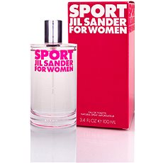 JIL SANDER Sport Woman EdT 100 ml - Toaletní voda