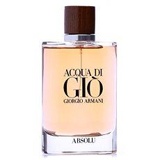 GIORGIO ARMANI Acqua di Gio Absolu EdP 125 ml - Pánská parfémovaná voda