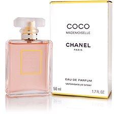 CHANEL Coco Mademoiselle EdP 50 ml - Parfémovaná voda