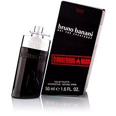 BRUNO BANANI Dangerous Man EdT 50 ml - Pánská toaletní voda