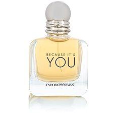 GIORGIO ARMANI Emporio Armani Because It's You EdP 50 ml - Parfémovaná voda
