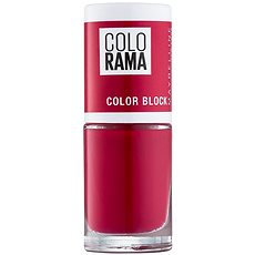 MAYBELLINE NEW YORK Colorama 486 Red 7 ml - Lak na nehty