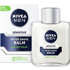 NIVEA MEN Sensitive 100 ml - Balzám po holení