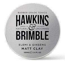 HAWKINS & BRIMBLE Matt Clay 100ml - Pomáda na vlasy