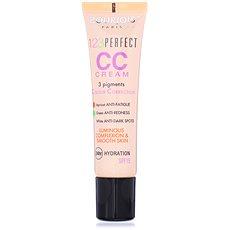 BOURJOIS 123 Perfect CC Cream SPF15 34 Hale 30 ml - CC krém