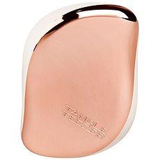 TANGLE TEEZER Compact Styler Rose Gold Cream - Kartáč na vlasy