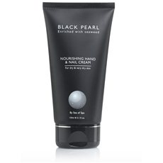 SEA OF SPA Black Pearl Vyživující krém na ruce a nehty 150ml - Krém na ruce