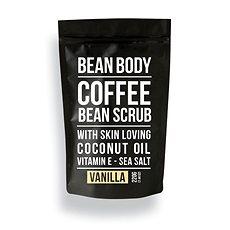 BEAN BODY Coffee Scrub Vanilla 220 g - Peeling