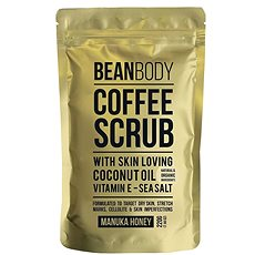 BEAN BODY Coffee Scrub Manuka Honey 220 g - Peeling