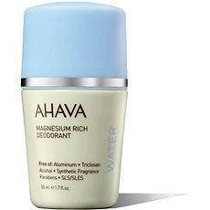 AHAVA Roll-on Mineral Deodorant 50 ml - Dámský deodorant