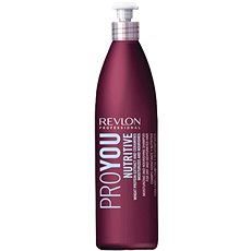 REVLON Pro You Nutritive Shampoo 350 ml - Šampon
