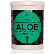 KALLOS Aloe Vera Moisture Repair Shine Hair Mask1000 ml - Maska na vlasy