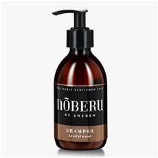 NOBERU Sandalwood Shampoo 250 ml - Šampon pro muže