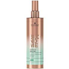 SCHWARZKOPF Professional BlondMe Instant Blush Jade Nefrit 250 ml - Barevný sprej na vlasy