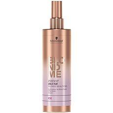 SCHWARZKOPF Professional BlondMe Instant Blush Ice Led 250 ml - Barevný sprej na vlasy