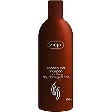 ZIAJA Kakaové máslo Šampon na vlasy 400 ml - Šampon