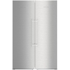 LIEBHERR SBSes 8663 - Americká lednice