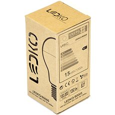 LEDKO E27 15W 3000K - LED žárovka