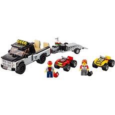 LEGO City 60148 Závodní tým čtyřkolek - Stavebnice